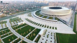 Aerial photography in Krasnodar and on edge