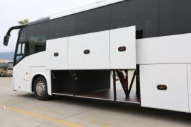 Автобус туристический king long XMQ 6127 во Владивостоке
