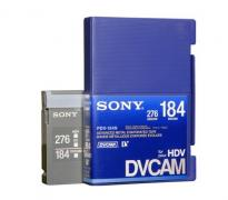 Buying professional video tapes and disks XDCAM, HDCAM, Digit