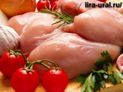 Chicken legs, carcass, CB GOST, chicken, wholesale, delivery to Russia