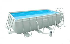 frame pools INTEX and Bestwey and inflatable beds