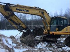 Гусеничный экскаватор KOMATSU 290-7