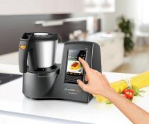 Kitchen machine Mycook Touch the miracle of kitchen appliances