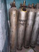 Купим баллоны-модули газов. пожаротушения, фреоны-хладоны 114б2