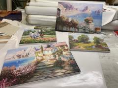 Материалы для художников, и создания декораций