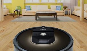 Meet - new!! Robot floor polisher
