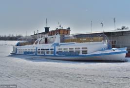 Пассажирский теплоход Москвич проект 544-II, продам