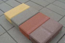 Paving slabs and garden curbs in Yuzhno-Sakhalinsk
