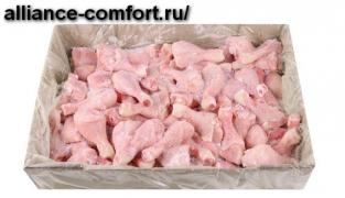 Poultry, chicken broiler, legs, breast, fillet, times