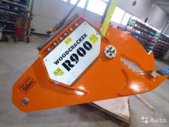 Продается корчеватель пней Woodcracker R900