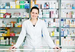 Professionals experienced pharmacist