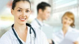 Professionals with experience doctors