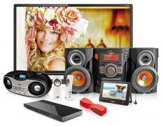 Repair of musical centers, dvd recorders check Out