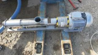 Screw pump ONV-6-M, inv 1535