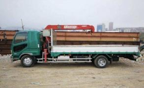 The Manipulator Crane Tow Truck