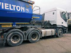 Tractor Iveco Stralis 6x4, 2014, 5 PCs