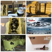 Turbines, spare parts for cars and trucks