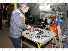 Запчасти для насосов и ремонт насосного оборудования